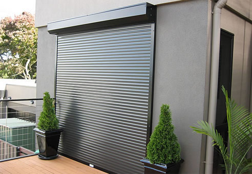 Quality window roller shutters